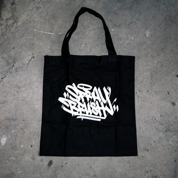 SprayBrush Tote Bag